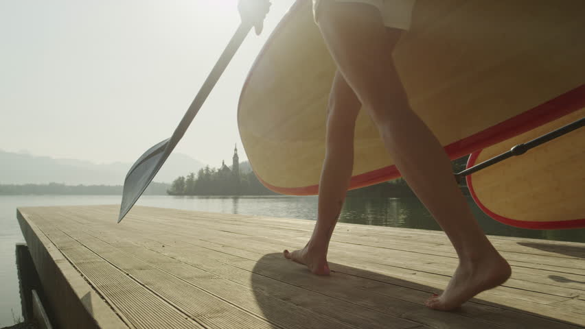 how to walk on a sup