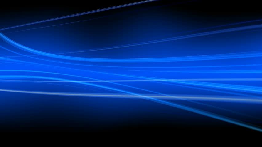 blue glossy background