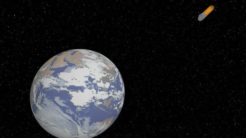 asteroid clip - photo #33