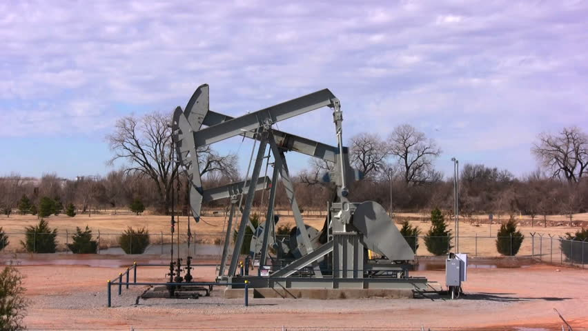 Oil Industry - HD stock video clip