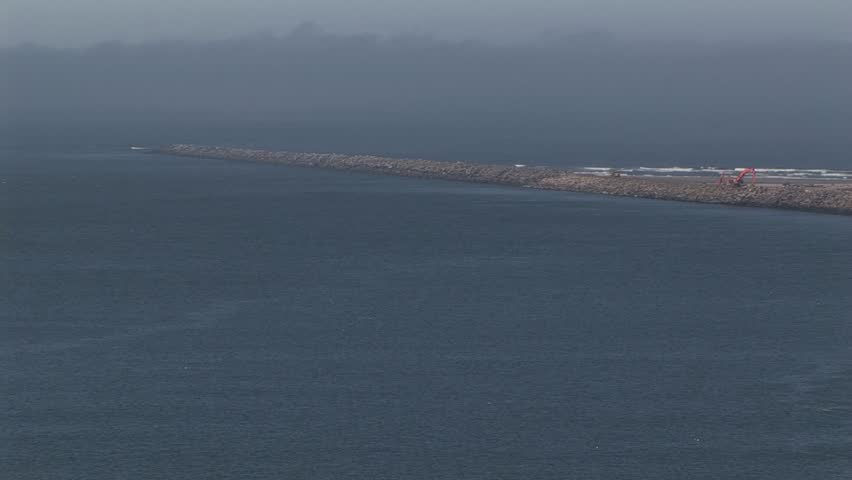 Stock footage video by robin d williams shutterstock for Jetty fishing oregon