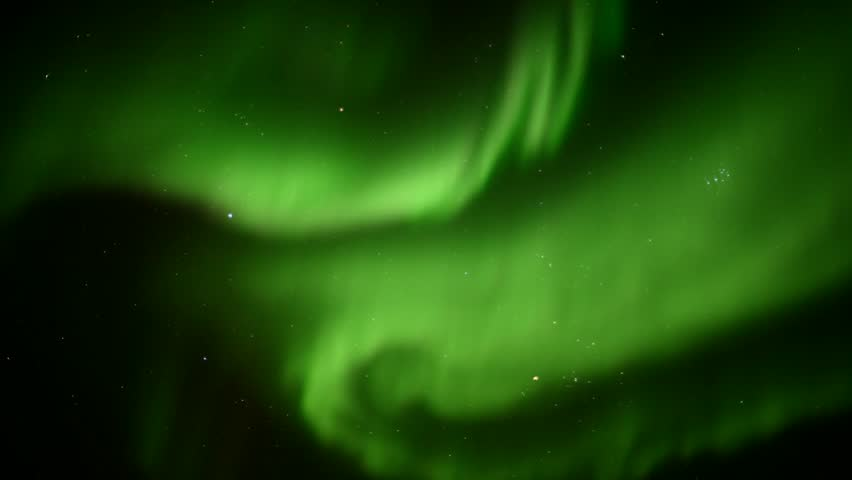 Northern Lights on the Arctic sky #1371754