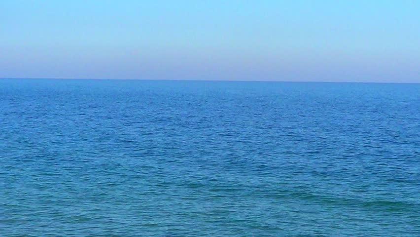 Seascape - HD stock footage clip
