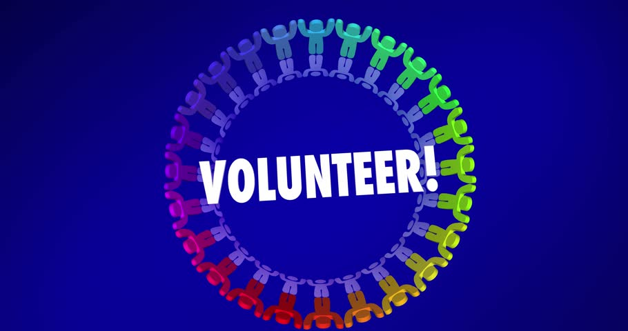 Volunteer Charity Non Profit Help Donate Your Time People