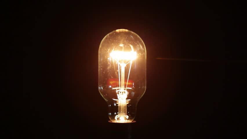 Old Light Bulb Free Video Clips - (198 Free Downloads):... Light bulb closeup with bright turns on/off fast and slow.,Lighting