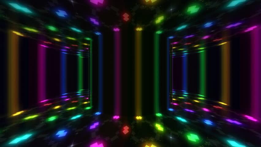 Dance Floor Lights Colors - Video Background HD Free - YouTube |Club Dance Floor Background