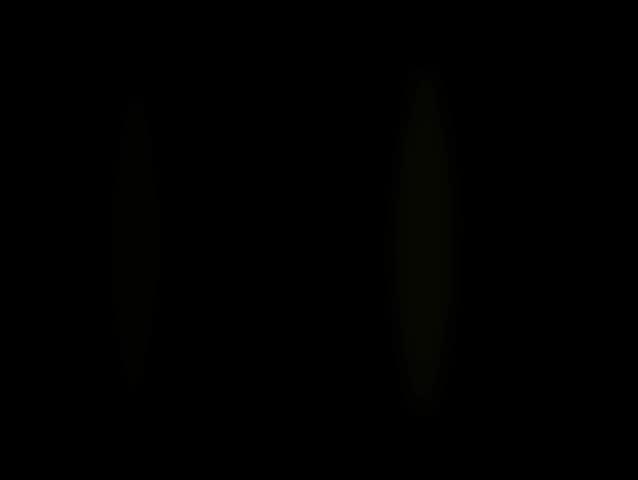 yellow diamonds of light - SD stock footage clip