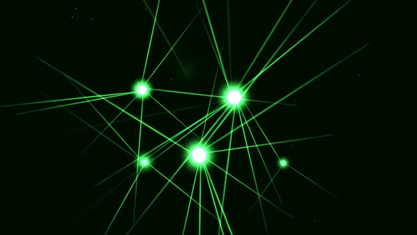 Bouncing flashing laser lights animated motion background | Shutterstock HD Video #15343156