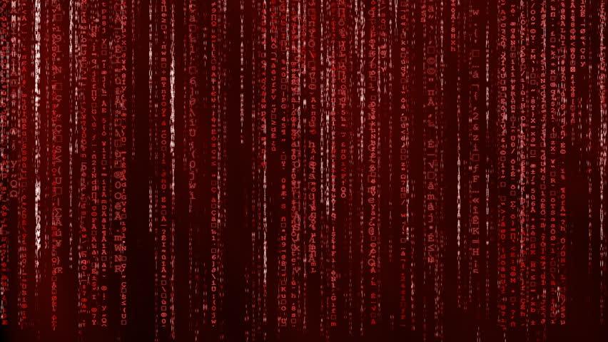 red matrix wallpaper moving - photo #11