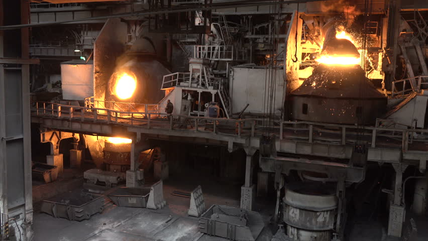 View of the working shop 6 - 4K stock footage clip