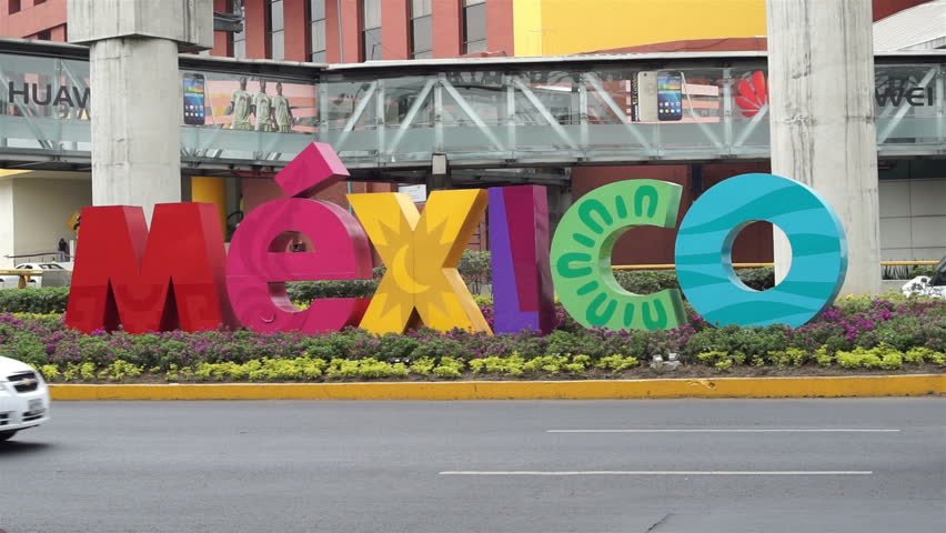 Mexico Color Page