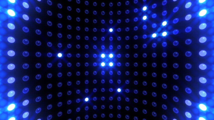 4k Disco Hypnotic Light Centerd Vj Loop Disco Effect: Disco Ball Lighting For Presentation, Concerts, Music