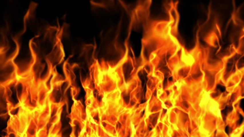 Flame 5 Loop | Shutterstock HD Video #1593811