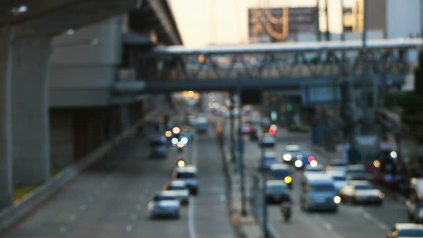 Traffic Flow | Shutterstock HD Video #16319836