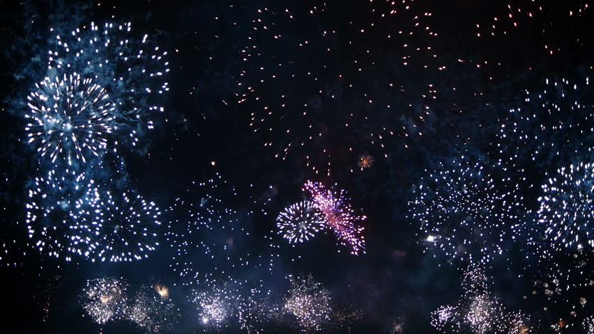 HD - Fireworks festival