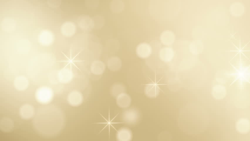 blured blue lights and sparkles - loopable backgrounds - HD stock footage clip