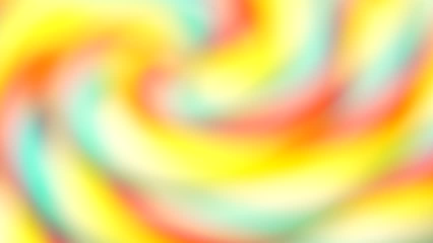 Out of focus shot of a retro lollipop abstract macro background ...