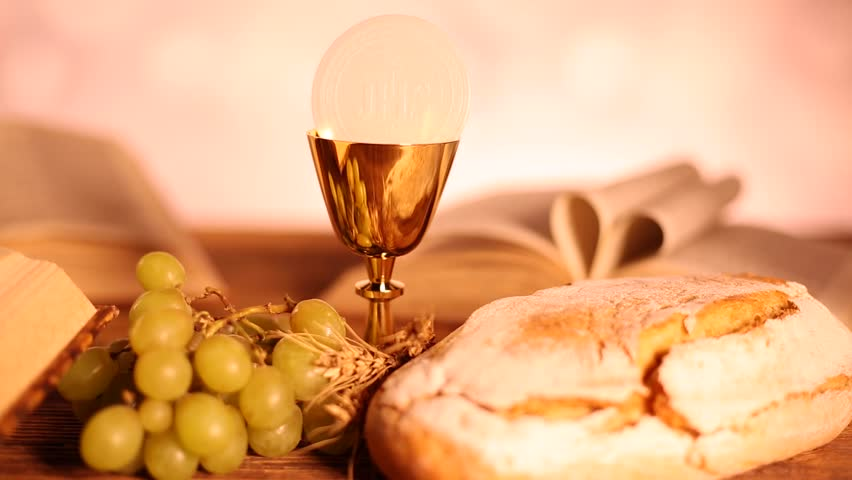 Holy Communion Definition Meaning