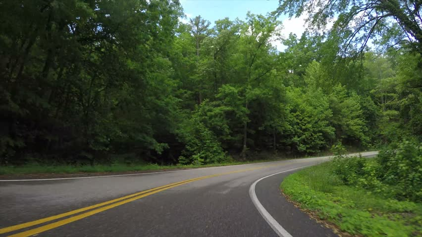 Tail Of The Dragon Tennessee to North Carolina