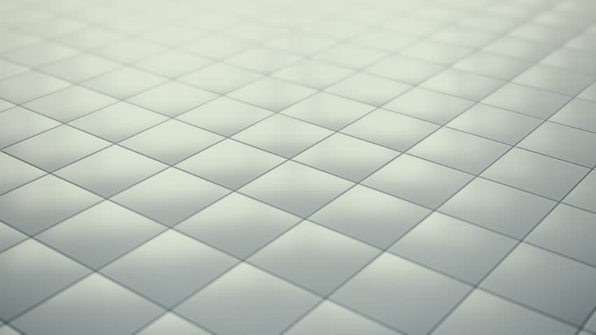 White abstract cubes are turning, 3d animation 4k | Shutterstock HD Video #17259760
