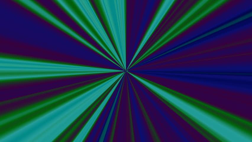 Light burst CG image - HD stock video clip