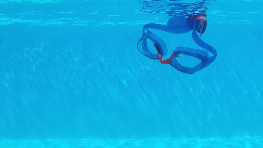 Moving Pool Water Background Stock Footage Video 4638248 Shutterstock