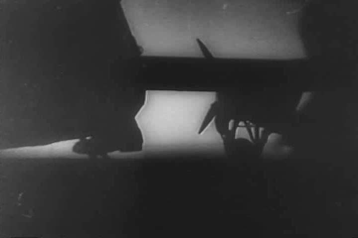 \xCAThe Royal Air Force, flying Avro Lancaster bombers, bombs Nazi targets in Essen, Germany, during World War II. (1940s) | Shutterstock HD Video #18273340