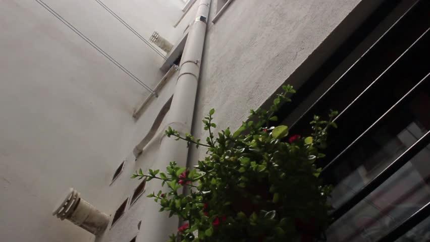 Spanish terrace | Shutterstock HD Video #18333577