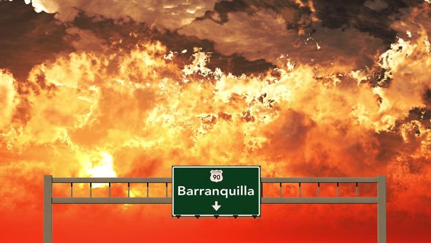 Header of Barranquilla