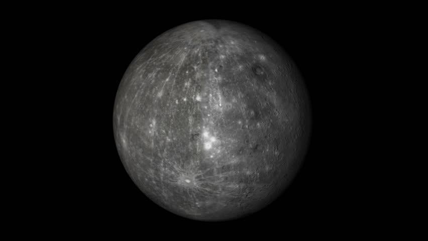 Mercury - HD stock video clip