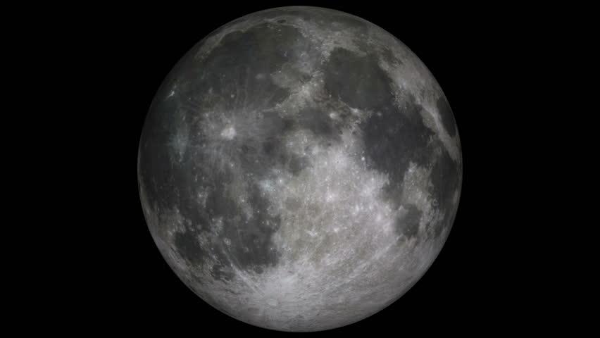 Moon - HD stock video clip