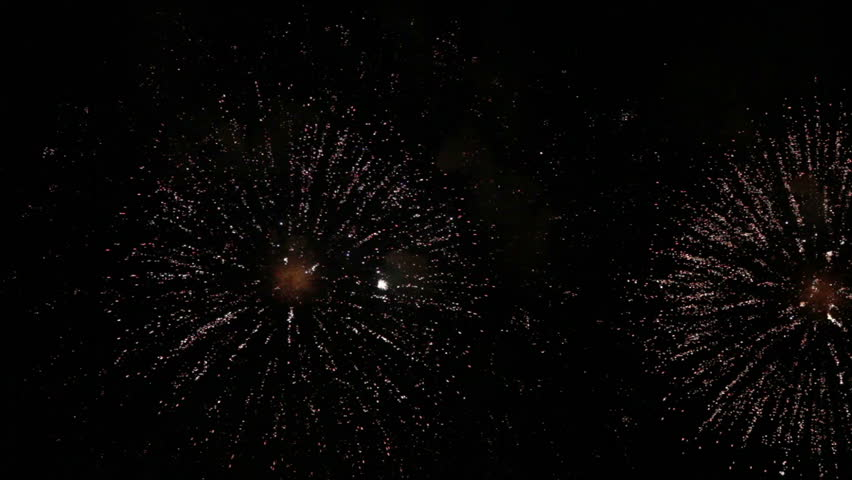 Video of big fireworks at a festival | Shutterstock HD Video #1934920