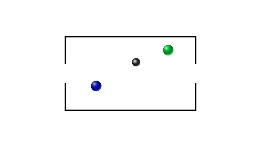 Multicolored balls on the white background   Shutterstock HD Video #19494460