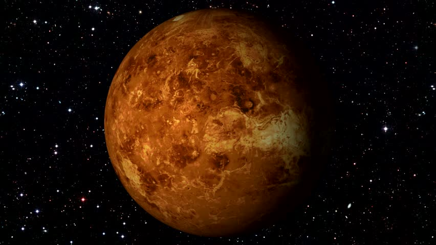 venus planet revolution - photo #9