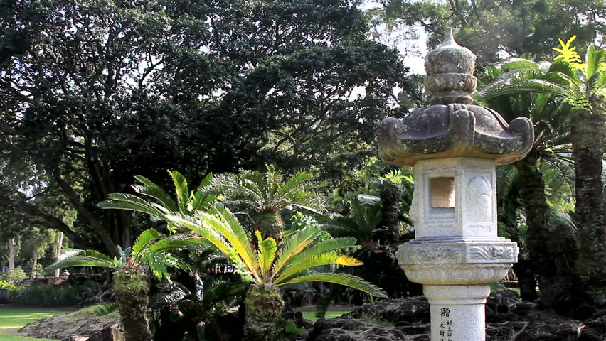 beautiful hawaiian zen garden - photo #41