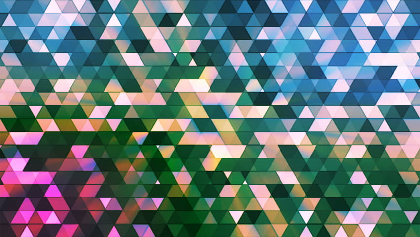 """This Background is called """"Broadcast Twinkling Polygon Hi-Tech Triangles 06"""", which is 4K (Ultra HD) Background. It's Frame Rate is 25 FPS, it is 8 Seconds Long, and is Seamlessly Loopable. 