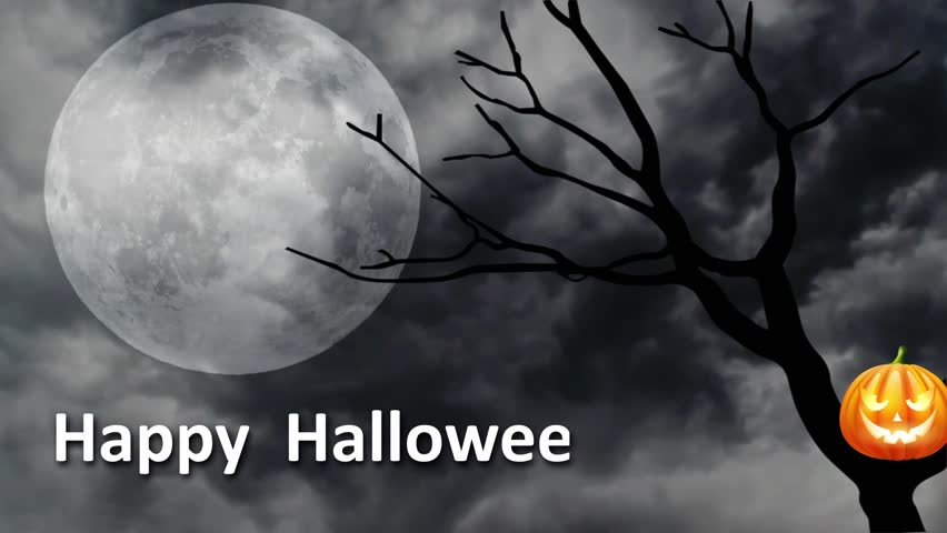 Happy Halloween  - Virtual Green Screen Background Loop | Shutterstock HD Video #20113579