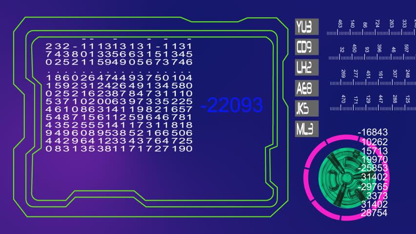Alien Indicator Stock Footage Video 2042315 Shutterstock
