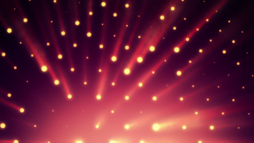 Abstract background with wall from lamps of bright light. Glowing and bright light bulbs. Projector of light rays. Animation of seamless loop. | Shutterstock HD Video #21158767