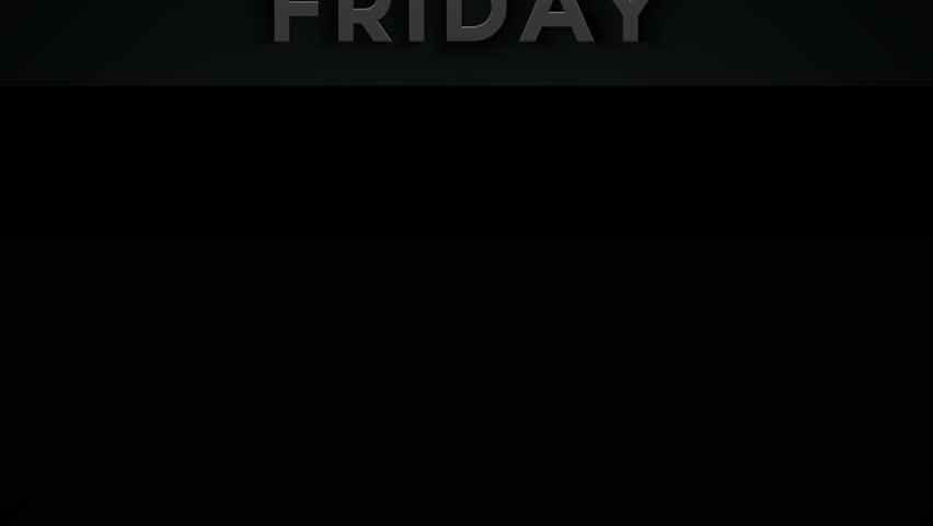 Banner - Friday - 1