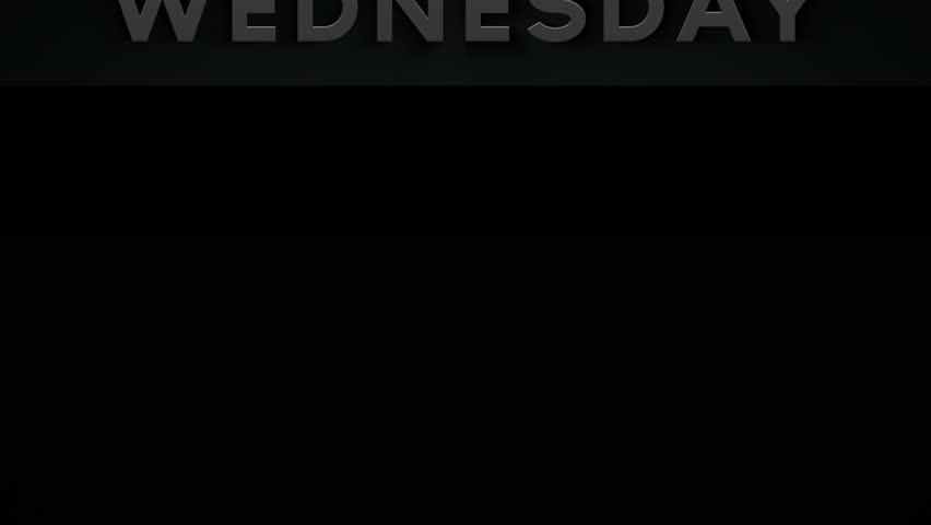 Banner - Wednesday - 1