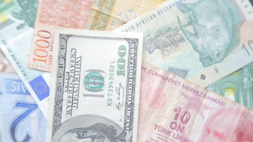 Национальные валюты стран мира
