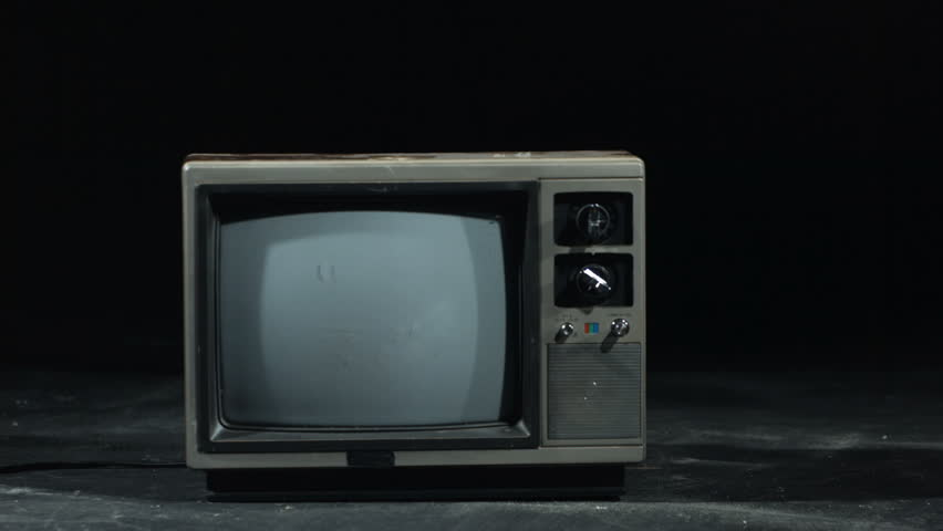 Slow motion smashing tv with sledgehammer | Shutterstock HD Video #21467656