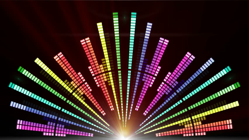 """Sound graphic equalizer (Series 23-Version From 1 to 20)+"""" Thing Different """"+"""" You can find every week new Footage """"+"""" Have a look at the other Footage series """"+[ Examine the stage lights repository ]"""