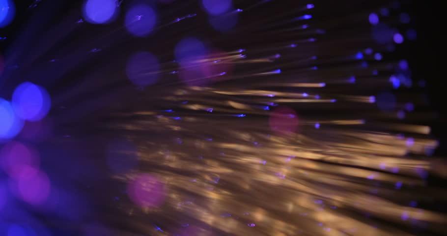 Color fiber optic   | Shutterstock HD Video #22216204