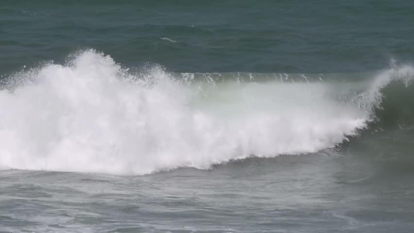 Rough Seas Stock Footage Video 786007 Shutterstock