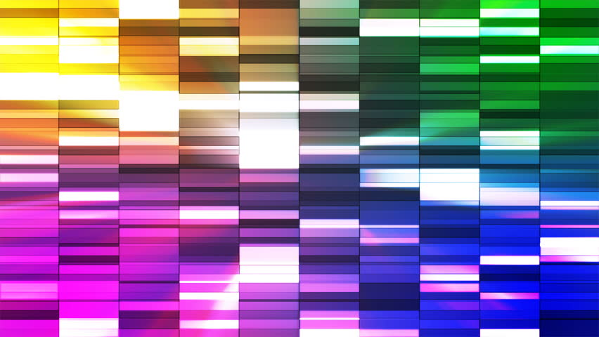 "This Background is called ""Twinkling Horizontal Small Squared Hi-Tech Bars 29"", which is 4K (Ultra HD) Background. It's Frame Rate is 25 FPS, it is 7 Seconds Long, and is Seamlessly Loopable. 