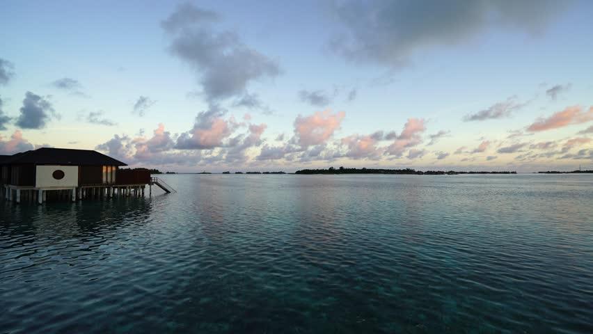 Sunset in Maldives, 2015 | Shutterstock HD Video #22648564