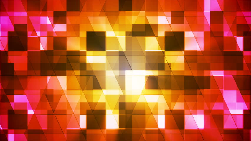 "This Background is called ""Twinkling Hi-Tech Squared Diamond Light Patterns 07"", which is 4K (Ultra HD) Background. It's Frame Rate is 25 FPS, it is 8 Seconds Long, and is Seamlessly Loopable. 