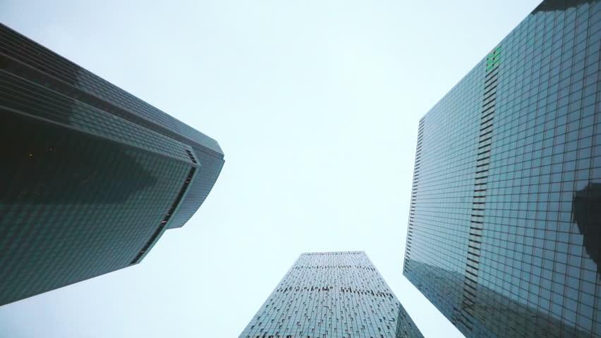 AABusiness skyscrapers financial district   Shutterstock HD Video #23080159